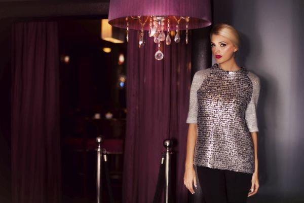Tunika Kolli, do dostania tylko na www.ledorfashion.com