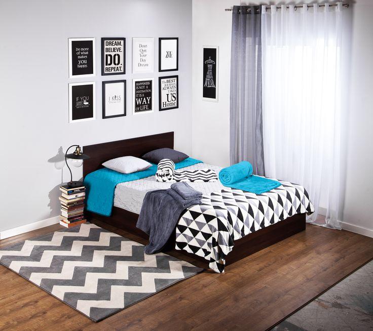 Wykorzystaj wzory #wnętrza #interior #obipolska #OBI #style #homestyle #homedesign #white #room
