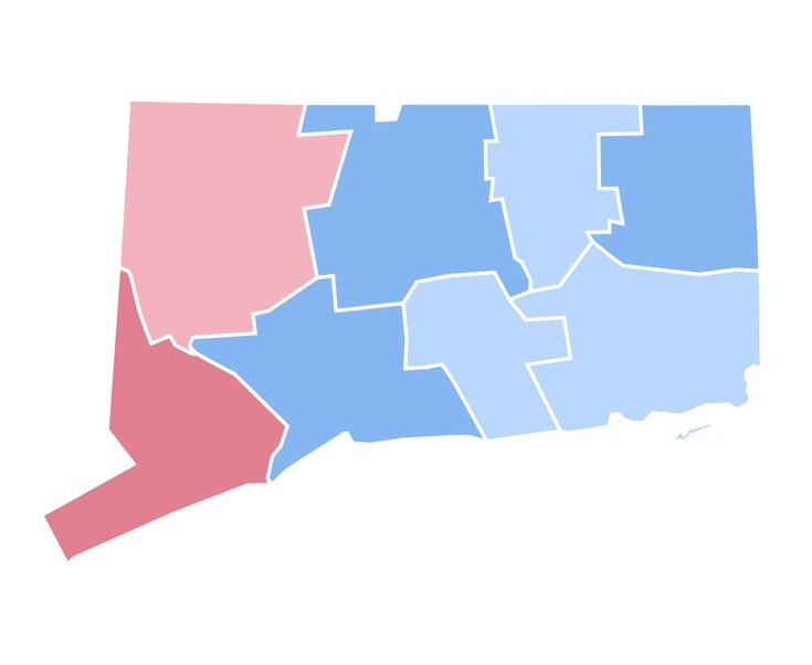 Connecticut Presidential Election Results 1968