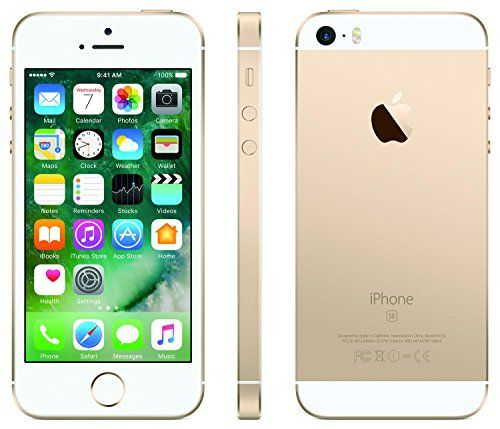 awesome Apple iPhone SE 4G 32GB gold