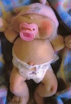 Free Pattern  Tutorial: Baby girl