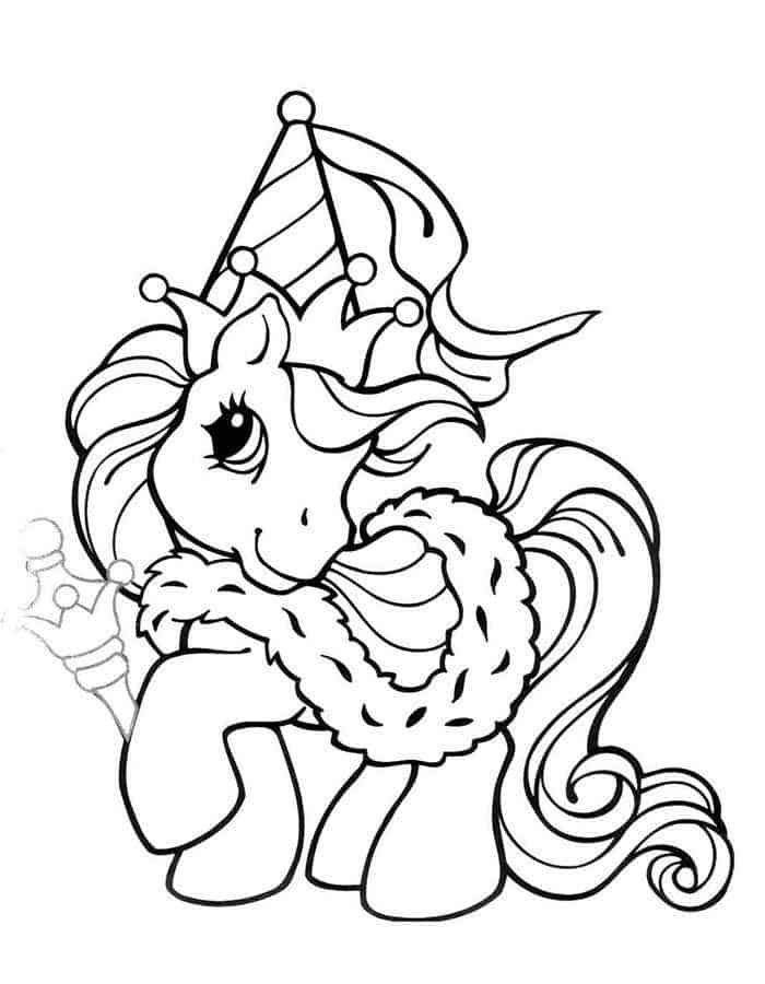 My Little Pony Blank Coloring Pages My Little Pony Coloring Horse Coloring Pages Unicorn Coloring Pages