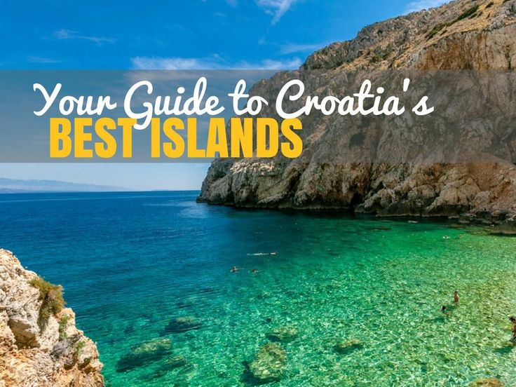 You'll have your work cut out for you if you want to see all of Croatia's islands. We suggest you start with best-of-the-best Croatian islands?