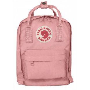 Mini Känken, 312/Pink - Rygsække/Kufferter - Accessories - Børnetøj