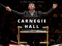 Carnegie Hall - NYC Concert Tickets, Events, and Music Education