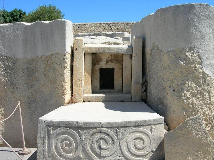 Tarxien Temples, Malta, 3600 BC