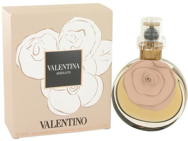 Valentino Valentina Assoluto Eau De Parfum Spray Intense for Women (1.7 oz/50 ml)