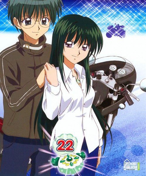 Tags: Anime, Mermaid Melody Pichi Pichi Pitch, Touin Rina, Hamasaki Masahiro, Official Art