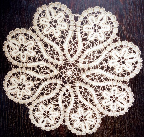 - krujevo - Елецкое кружево.lace from town  Elets