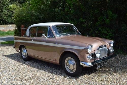 1963 Sunbeam Rapier Series 3A