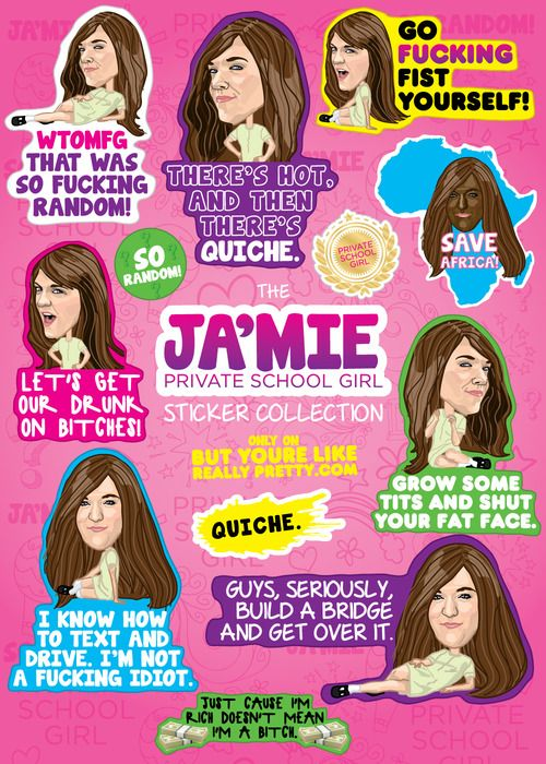 But Ja'mie: Private School Girl is Like Really Quiche! But... - But Youre Like Really Pretty