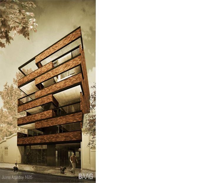 BAAG - Buenos Aires Arquitectura Grupal, Proyecto: Juana Azurduy