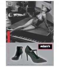 Adams Shoes: Τα πιο elegant και μοντέρνα παπούτσια γιαυτή τη σεζόν!
