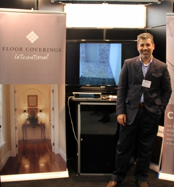 Floor Coverings International. As See At The Interior Decorating Show.  Http://