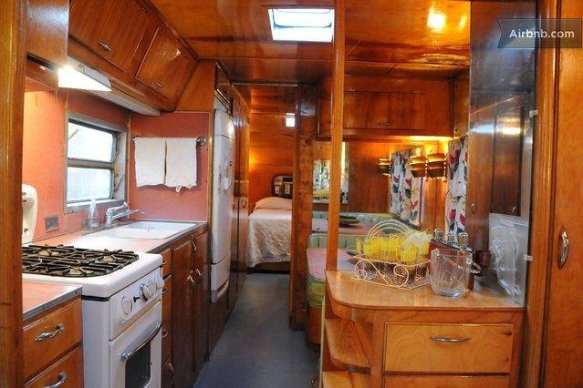 1950's mobile home interior - Bing Images | Vintage family ...  |1950s Vintage Travel Trailers Inside