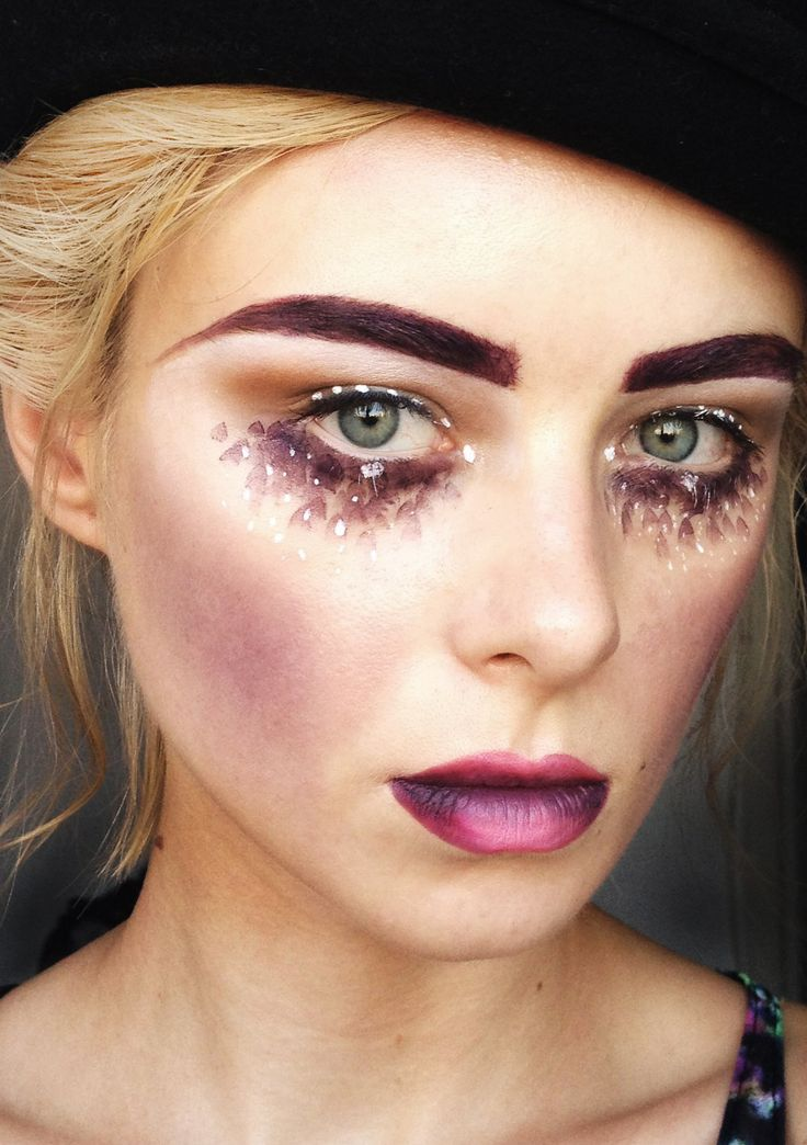 DIANA IONESCU// MAKE-UP ARTIST — All Hollow Excited to try some new Illamasqua...