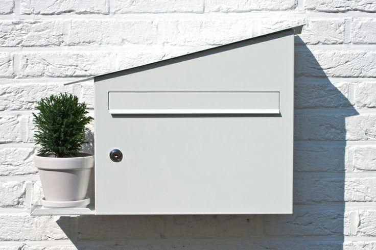 Green Mailbox   отличный вариант почтового ящика от Marcial Ahsayane