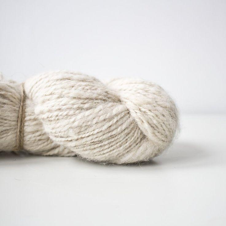Super soft alpaca wool  #wool #alpaca #natural #handicraft #hnstly