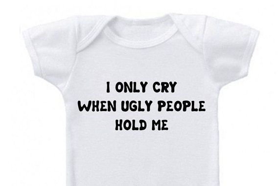 Hey, I found this really awesome Etsy listing at https://www.etsy.com/listing/263390643/funny-baby-onesie-funny-baby-clothes