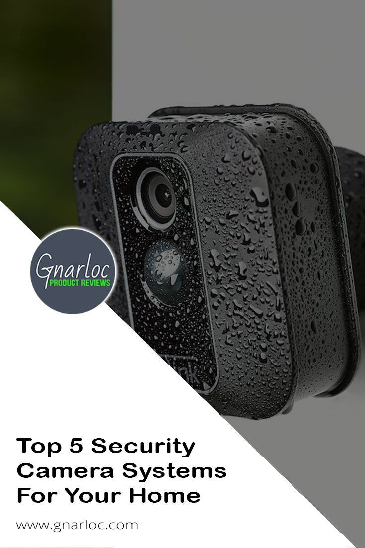 Top 5 Best Outdoor Security Camera Systems 4 Is The Most Popular Home Security Systems Security Cameras For Home Best Security Camera System