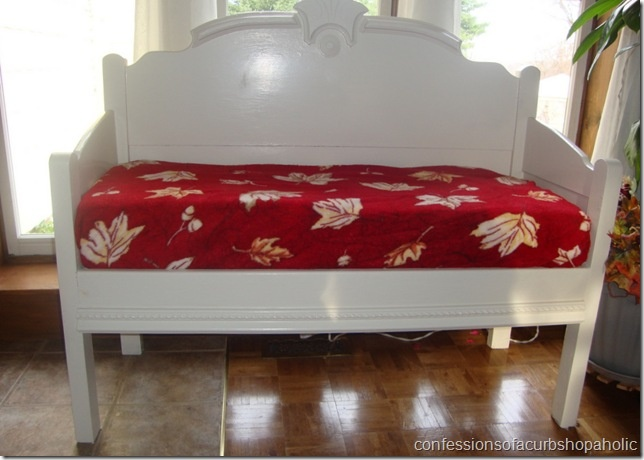 1000 Images About Bench S Out Of Beds On Pinterest Old