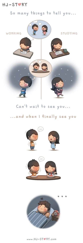 Tantas cosas Q t dicen... No puedo esperar a verte... Y cuando finalmente t veo