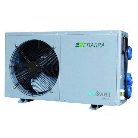 Pompe à chaleur Piscine Eraspa Proswell Procopi. Rapport qualité prix imbattable pour une piscine jusqu'à 110m3. Prix et infos ici