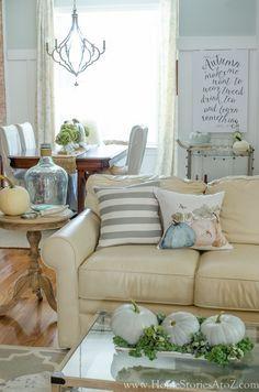 Best 25+ Blue fall decor ideas on Pinterest   Navy fall weddings ...