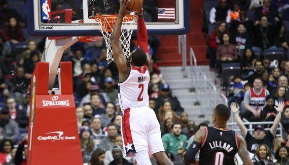 Washington enfonce des Blazers vraiment inquiétants -  Vainqueur 120-101 sur son parquet face à Portland, Washington n'a même pas la chance d'avoir un score qui reflète sa domination. Dès le début du match, les Wizards ont donné… Lire la suite»  http://www.basketusa.com/wp-content/uploads/2017/01/john-wall-1-570x325.jpg - Par http://www.78682homes.com/washington-enfonce-des-blazers-vraiment-inquietants ho