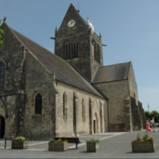 St Mere Eglise, Normandy