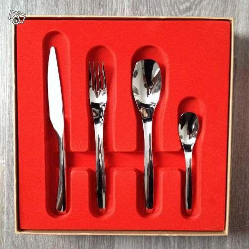 Menagere Guy Degrenne 24 pièces inox Arts de la table Paris - leboncoin.fr