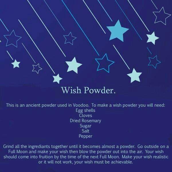 Wish Powder
