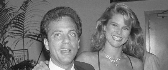 Billy Joel Sings 'Uptown Girl' To Christie Brinkley