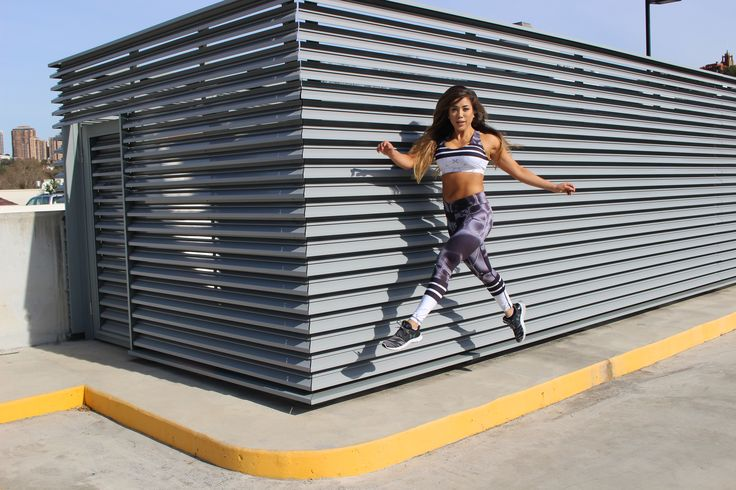 Take a leap of faith in Paradox Activewear