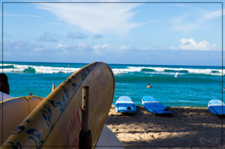 Ready for surfin'? - Your board is ready for surfing. And you?