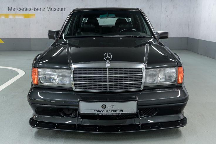 Mercedes-Benz 190 E 2.5-16 EVO 2 (W 201) 3