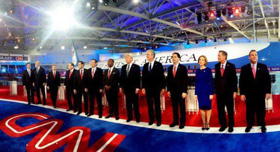 NY Times and FOX News Bash CNN Debate – Not Enough Personal Attacks On GOP Candidates  Jim Hoft Sep 17th, 2015