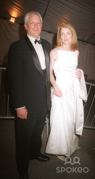 Caroline Kennedy and husband Ed Schlossberg