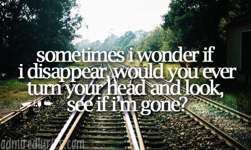 Looking in view lyrics