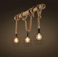 Znalezione obrazy dla zapytania lampa rattan bambus