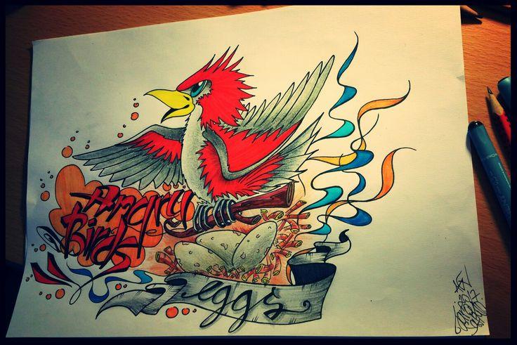 Angry birdsssseggssss