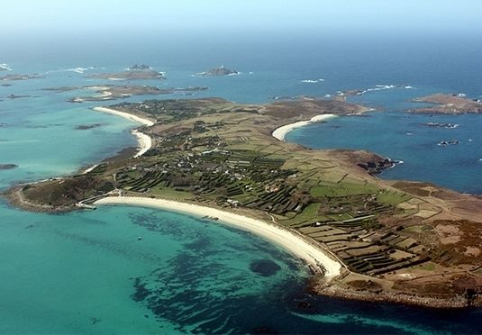 A four-night break to the surreal Isles of Scilly, with breakfast, dinner on the first night and a choice between flights or ferry travel