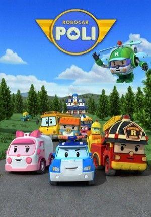 Robocar Poli Our Now Friend
