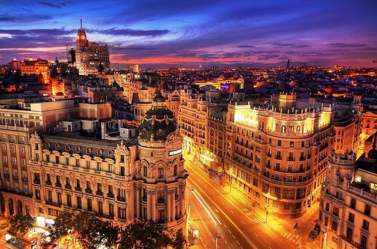 Viagem de carro de Barcelona a Madri #viagem #barcelona #espanha