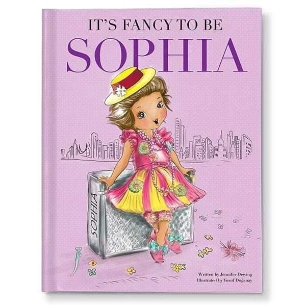Bryleigh.... It's Fancy to Be Me Personalized Book