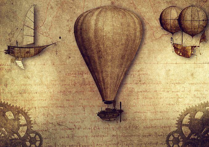 Free Image On Pixabay Vintage Aviation Inventions Inventions Vintage Drawing Da Vinci Inventions