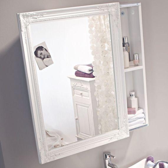 die besten 25+ spiegelschrank holz ideen auf pinterest, Möbel