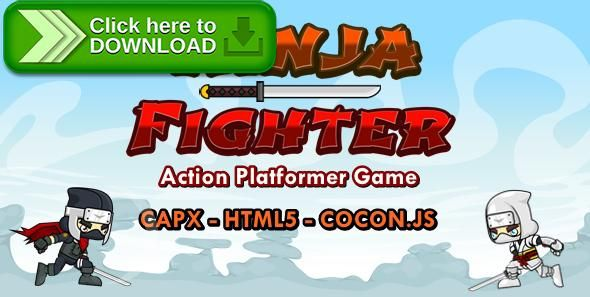 [ThemeForest]Free nulled download Ninja Fighter from http://zippyfile.download/f.php?id=49883 Tags: ecommerce, action, beat em up game, browser game, capx, construct 2, game, html5, html5 game, mobile game, ninja, platformer, touch, web game