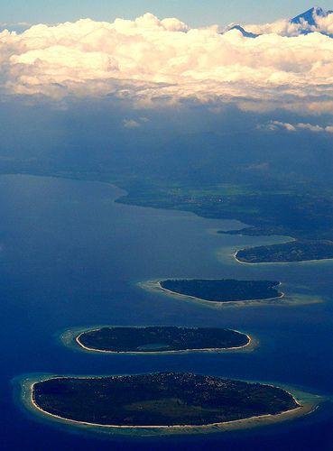 Gili Islands, ilhas paradisíacas na Indonésia