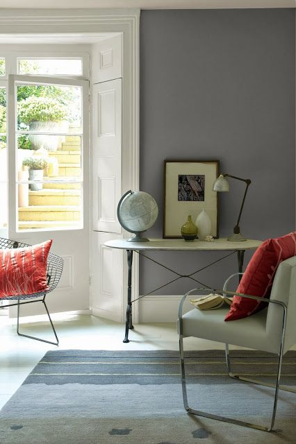 A Perfect Gray Glidden 39 S Best Gray Paint Colors Home